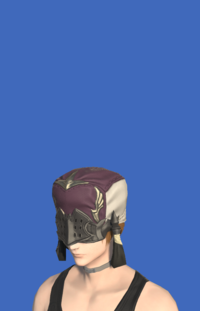 Model-Chimerical Felt Cap of Scouting-Male-Hyur.png