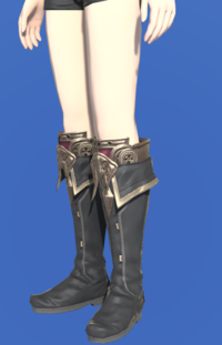 Model-Midan Boots of Aiming-Female-Hyur.png