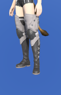 Model-Royal Volunteer's Thighboots of Healing-Female-Miqote.png