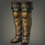 Altered Boarskin Thighboots Icon.png
