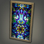 Imitation Stained Crystal Pane Icon.png