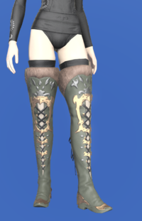 Model-Augmented Slothskin Boots of Aiming-Female-Elezen.png