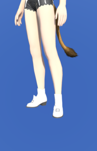 Model-Woolen Dress Shoes-Female-Miqote.png