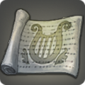Ambient Bonfire Orchestrion Roll Icon.png