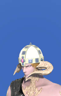 Model-Aetherial Raptorskin Pot Helm-Male-AuRa.png