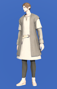 Model-Amateur's Kurta-Male-Elezen.png