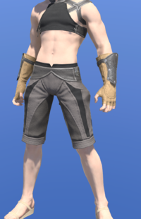 Model-Fingerless Boarskin Gloves-Male-Miqote.png