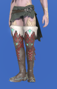 Model-Slothskin Boots of Healing-Male-AuRa.png