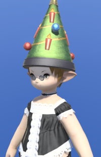 Model-Starlight Sugarloaf Hat-Female-Lalafell.png