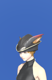 Model-Cashmere Hat of Aiming-Female-Miqote.png