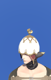 Model-Chocobo Egg Cap-Male-Elezen.png