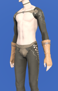 Model-Fingerless Hard Leather Gloves-Male-Elezen.png