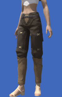Model-Gyuki Leather Trousers of Fending-Female-Viera.png