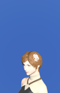 Model-Pink Cherry Blossom Corsage-Female-Hyur.png