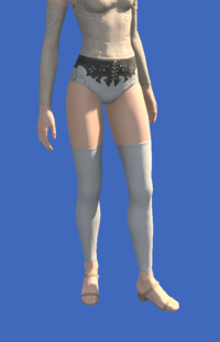 Model-Bridesmaid's Tights-Female-Elezen.png
