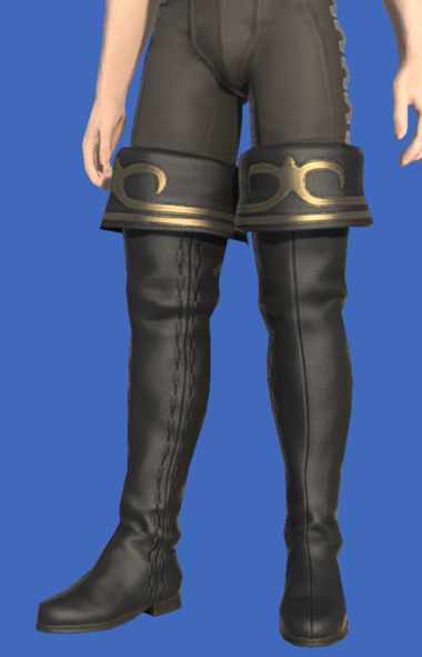 Model-Gyuki Leather Highboots of Striking-Male-Hyur.png