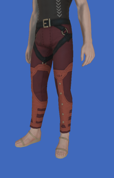 Model-Replica Sky Pirate's Trousers of Striking-Male-Hyur.png
