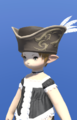 Model-Tricorne of the Defiant Duelist-Female-Lalafell.png