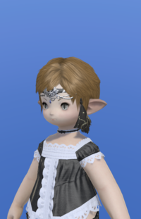 Model-Chivalrous Circlet +2-Female-Lalafell.png