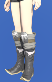 Model-Filibuster's Boots of Healing-Female-Hyur.png