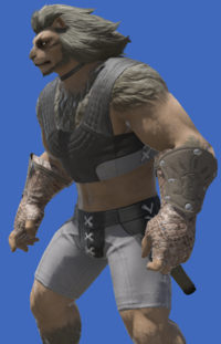 Model-Aetherial Fingerless Peisteskin Gloves-Male-Hrothgar.png