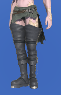 Model-Augmented Shire Preceptor's Thighboots-Male-AuRa.png
