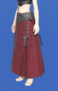 Model-Orthodox Longkilt of Casting-Female-Hyur.png