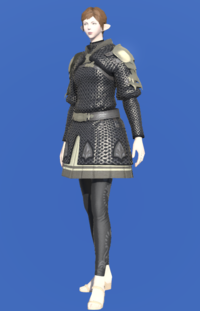 Model-Flame Private's Haubergeon-Female-Elezen.png