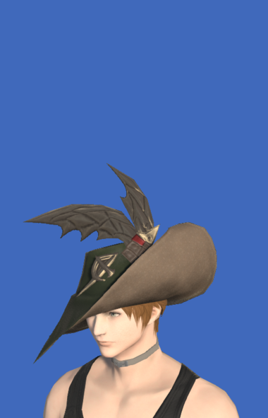 Model-Orthodox Tricorne of Scouting-Male-Hyur.png