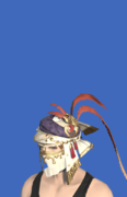 Model-Serge Turban of Crafting-Male-Hyur.png