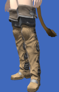 Model-Altered Boarskin Thighboots-Female-Miqote.png
