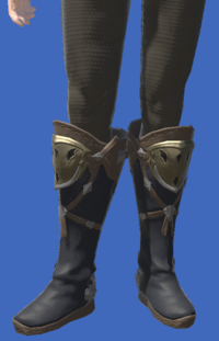 Model-Raptorskin Boots-Male-Elezen.png