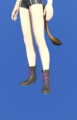 Model-Far Eastern Schoolgirl's Boots-Female-Miqote.png