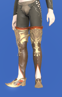 Model-Weathered Auroral Boots-Male-Elezen.png