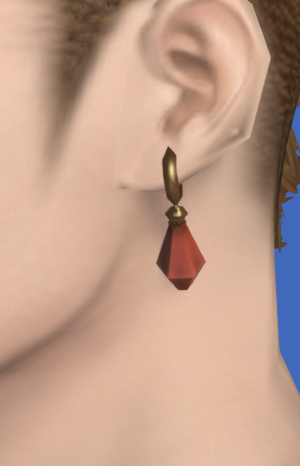 Ruby Earrings – Gamer Escape: Gaming News, Reviews, Wikis