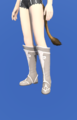 Model-Augmented Healer's Boots-Female-Miqote.png