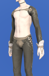 Model-Valerian Wizard's Fingerless Halfgloves-Male-Elezen.png