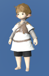 Model-Aetherial Ranger's Tunic-Male-Lalafell.png