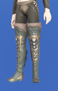Model-Augmented Slothskin Boots of Aiming-Male-Elezen.png