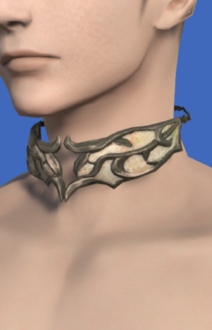 Model-Black Willow Necklace of Aiming.png