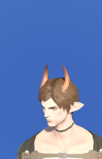 Model-Catoblepas Horns-Male-Elezen.png