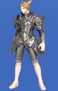 Model-Cuirass of the Divine War-Male-Miqote.png