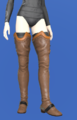 Model-Gridanian Officer's Boots-Female-Elezen.png