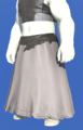 Model-True Linen Skirt of Fending-Male-Roe.png