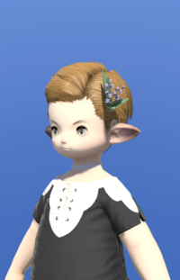 Model-Black Lily of the Valley Corsage-Male-Lalafell.png