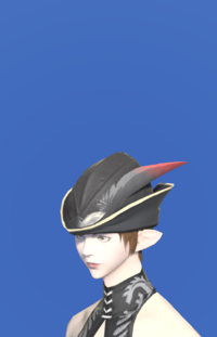 Model-Cashmere Hat of Aiming-Female-Elezen.png