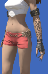 Model-Republican Signifer's Fingerless Gloves-Female-Viera.png