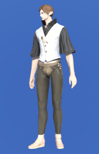 Model-Boulevardier's Ruffled Shirt-Male-Elezen.png