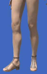 Model-Hard Leather Sandals-Female-Viera.png