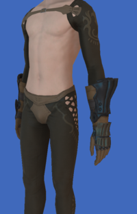 Model-Replica Sky Pirate's Gauntlets of Maiming-Male-Elezen.png